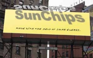 Sun Chips, la patatina ecosostenibile.