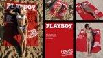 Ambient Marketing per Playboy Magazine.