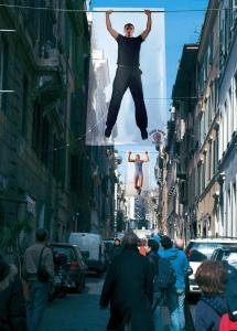 Roma non conventional marketing.