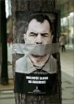 Marketing non convenzionale per Amnesty International.