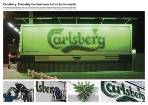 Outdoor alternativo Carlsberg